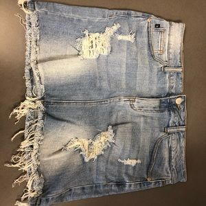 Judy Blue Denim Skirt